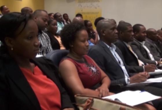 Seminário sobre Elaboração de Contas de Estado